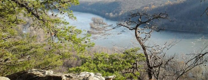 Weverton Cliffs is one of Priority date places.