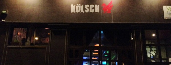 Kölsch is one of Lieux qui ont plu à Nayeli.