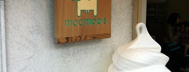 moomoo's is one of Lieux qui ont plu à T.
