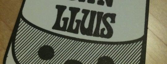 Can Lluís is one of 101 llocs a veure a Barcelona abans de morir.
