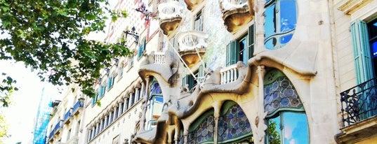 Casa Batlló is one of Spain.