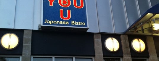 You You Japanese Bistro is one of Home Rotation.