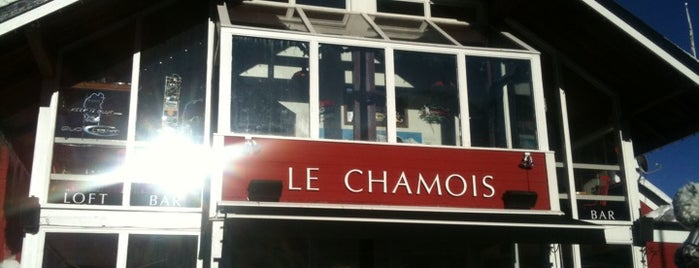 Le Chamois & Loft Bar is one of Best Places to Check out in United States Pt 7.