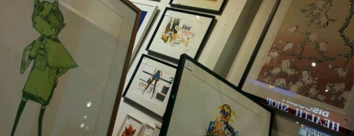 Outre Gallery is one of MEL.