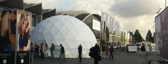Amsterdam RAI is one of Past Eurovision Song Contest venues.