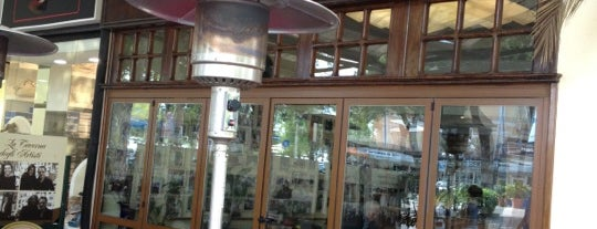 La Taverna Degli Artisti is one of Tempat yang Disukai Ольга.