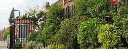 The Gardens Residents Association Community Garden is one of Green Spaces in Harringay.
