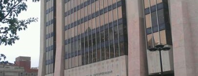 Adam Clayton Powell Jr. State Office Building is one of LESJC Jewish Harlem Tour.