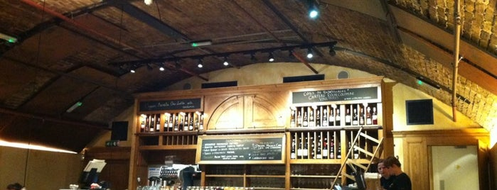 Le Pain Quotidien is one of Lugares favoritos de Alled.