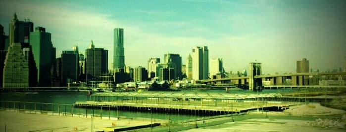 Brooklyn Heights Promenade is one of NY To Do.
