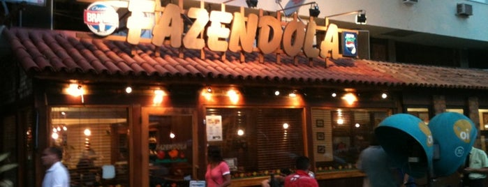 Fazendola Restaurante is one of Lugares favoritos de Ewerton.