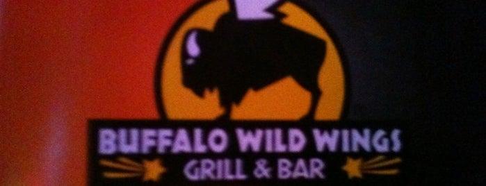 Buffalo Wild Wings is one of Favorite Baltimore Restuarants.