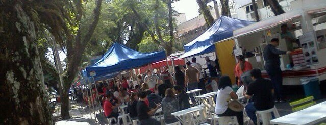 Feira Gastronômica do Batel is one of Bons lugares.