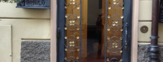 Hotel Porta San Mamolo is one of Orte, die Omurden gefallen.