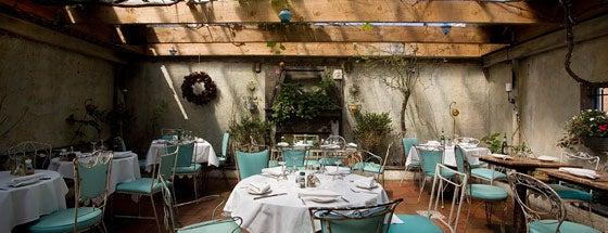 Acqua Santa is one of Outdoor Bars/Restaurants.