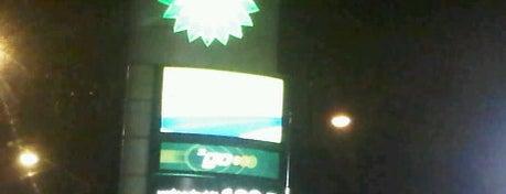 BP is one of Lugares favoritos de Darren.