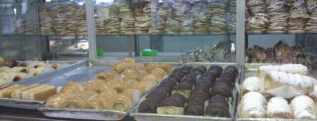 Arahis Bakery is one of สถานที่ที่บันทึกไว้ของ Al.