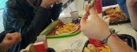 KFC is one of Maslak'ta Ne Yenir?.