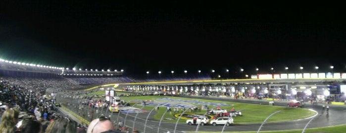 シャーロット・モーター・スピードウェイ is one of Racetracks Around America.