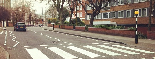 Abbey Road is one of Magical Mystery Tour.