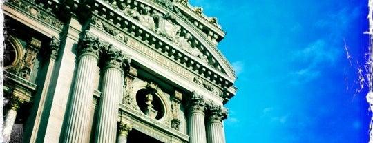 Opéra Garnier is one of World Sites.