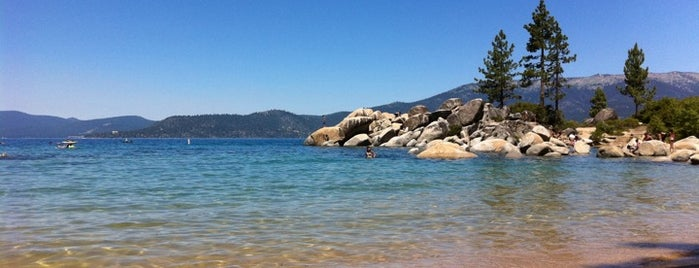 Sand Harbor State Park is one of Things to do in the area.