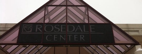 Rosedale Center is one of Twin Cities Kid Friendly.