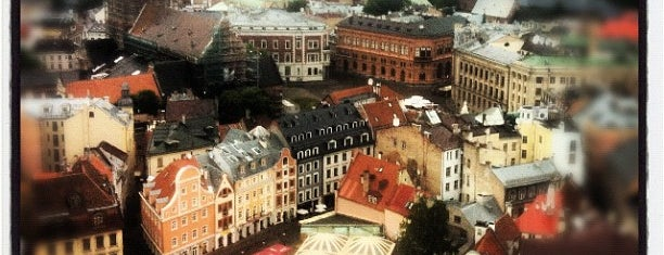 Riga is one of Beautiful Cities.