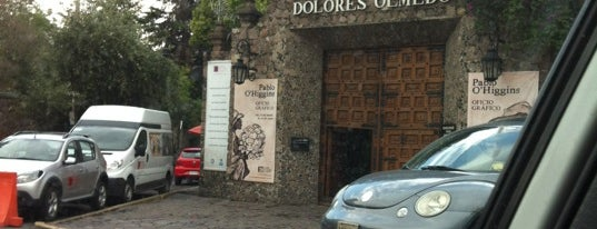 Museo Dolores Olmedo is one of Thigs to do in Mexico city.