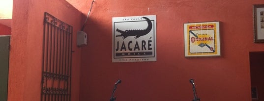 Jacaré Grill is one of Bars and Night Clubs in São Paulo.