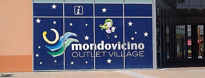 Mondovicino Shopping Center is one of 4G Retail.