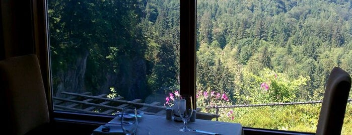The Dining Room at Salish Lodge & Spa is one of Shane 님이 좋아한 장소.