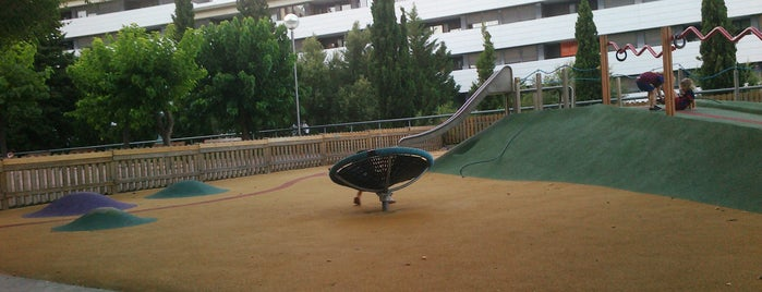 Parc de les muntanyetes is one of Spain.