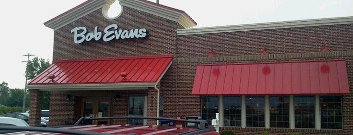 Bob Evans Restaurant is one of Chrystal : понравившиеся места.