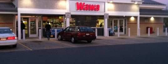 Wawa is one of Jessicaさんのお気に入りスポット.