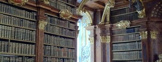Stift Melk | Melk Abbey is one of Books everywhere I..
