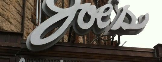 Joe's American Bar & Grill is one of Boston.