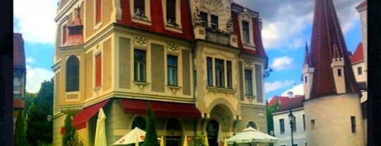 Stadtcafe Ulrich is one of KREMS.