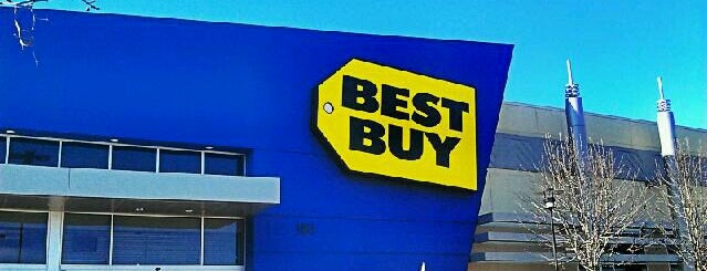 Best Buy is one of Silicon Valley.