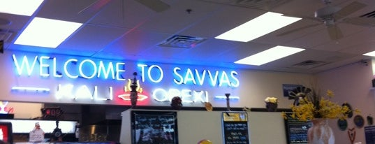 Savvas Greek Cuisine & Grill is one of Michael's Liked Places.
