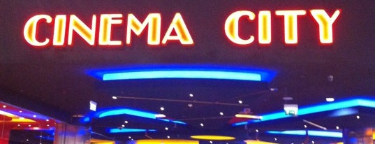 Cinema City is one of Tempat yang Disukai István.