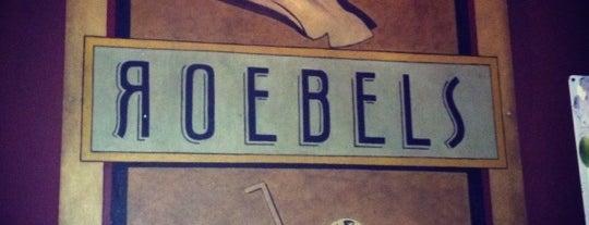 Roebels is one of Leiden.