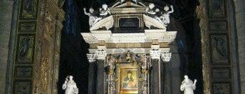 Basilica di Santa Maria del Popolo is one of #invasionidigitali 2013.
