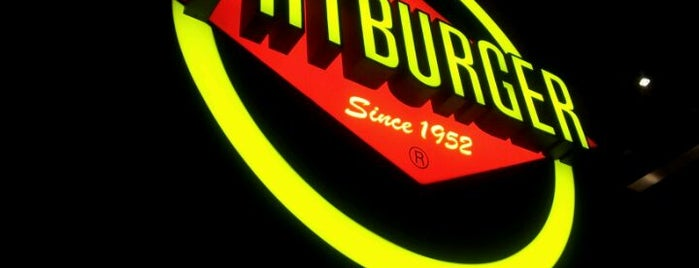 Fat Burger is one of Restaurants in Riyadh.
