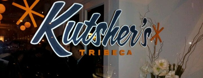 Kutsher's Tribeca is one of NYC Restaurant Week Uptown.