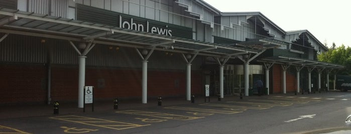 John Lewis & Partners is one of Orte, die Carl gefallen.