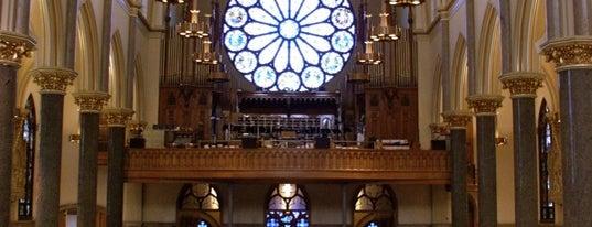 Church of the Gesu is one of Milwaukee.