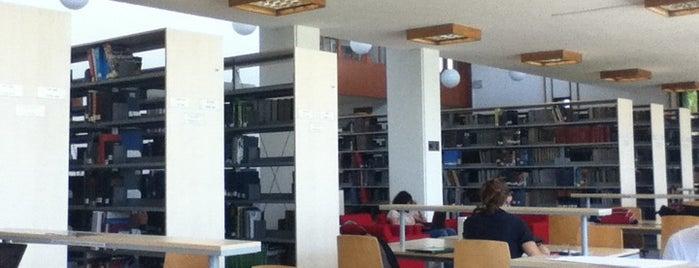 ODTÜ Kütüphanesi is one of Best Of Middle East Technical University.