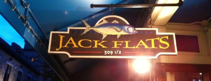 Jack Flats is one of Key West.