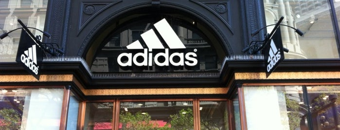 adidas Sport Performance is one of Lieux qui ont plu à Ricardo.
